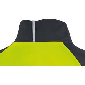 GORE WEAR C5 Gore-Tex Active Cykeljacka Herr black/neon yellow